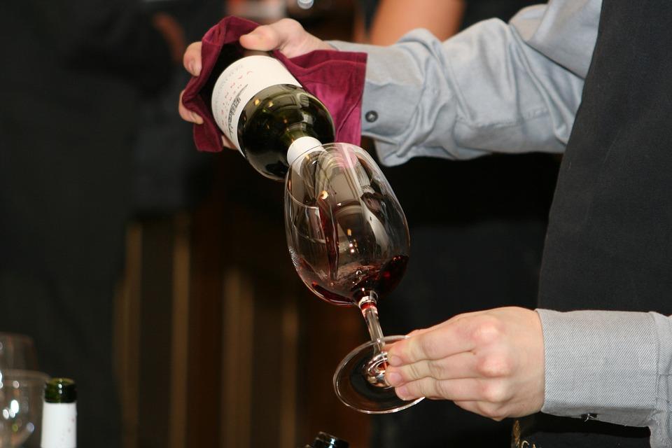 mescita vino